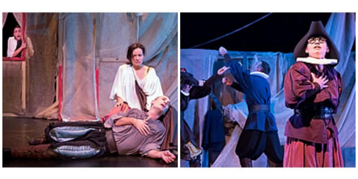 Crònica de l'obra de teatre Novelas ejemplares 2