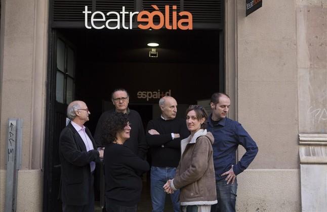 Eòlia, nou teatre