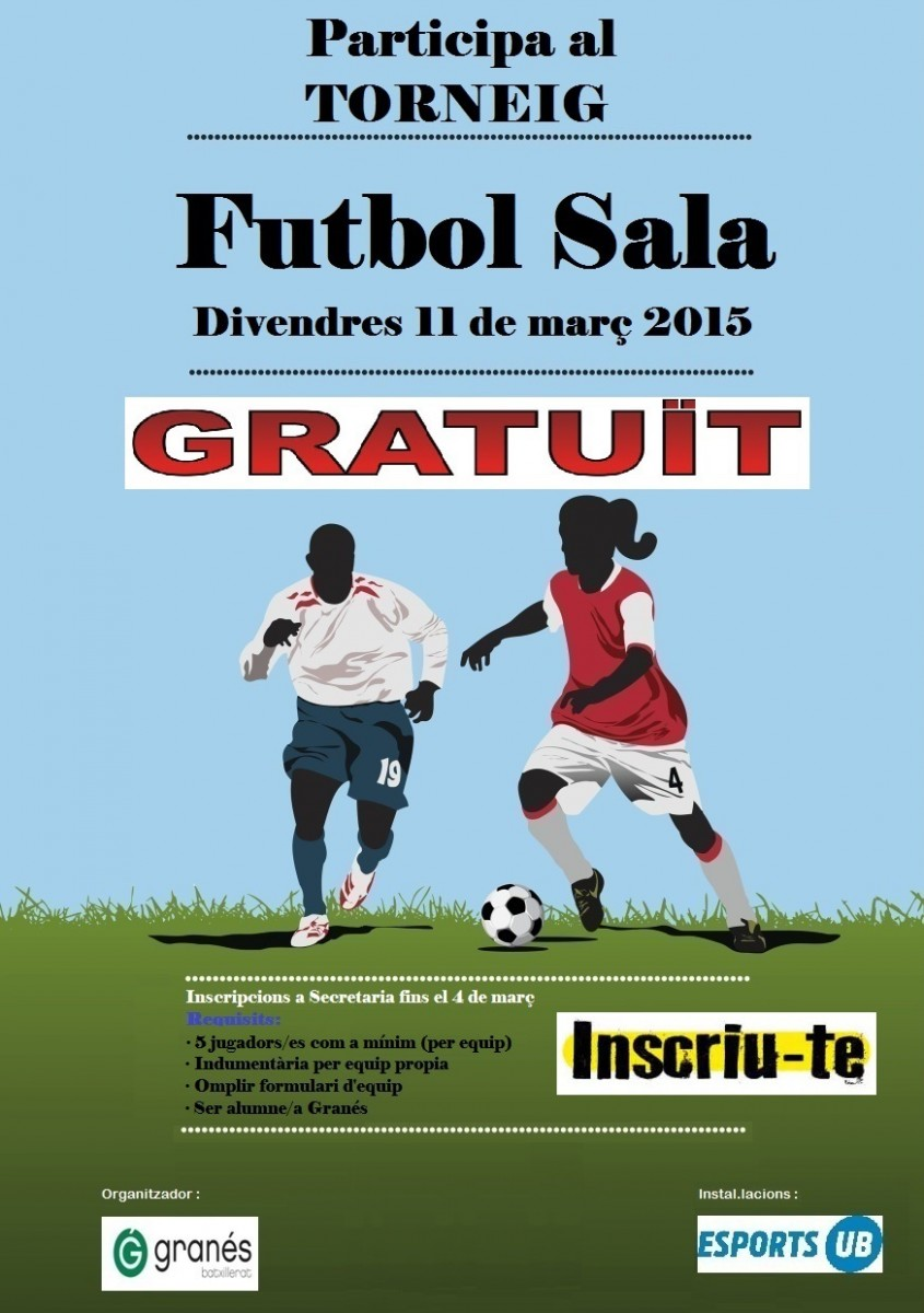 Campionat, futbol, futbol sala, esport