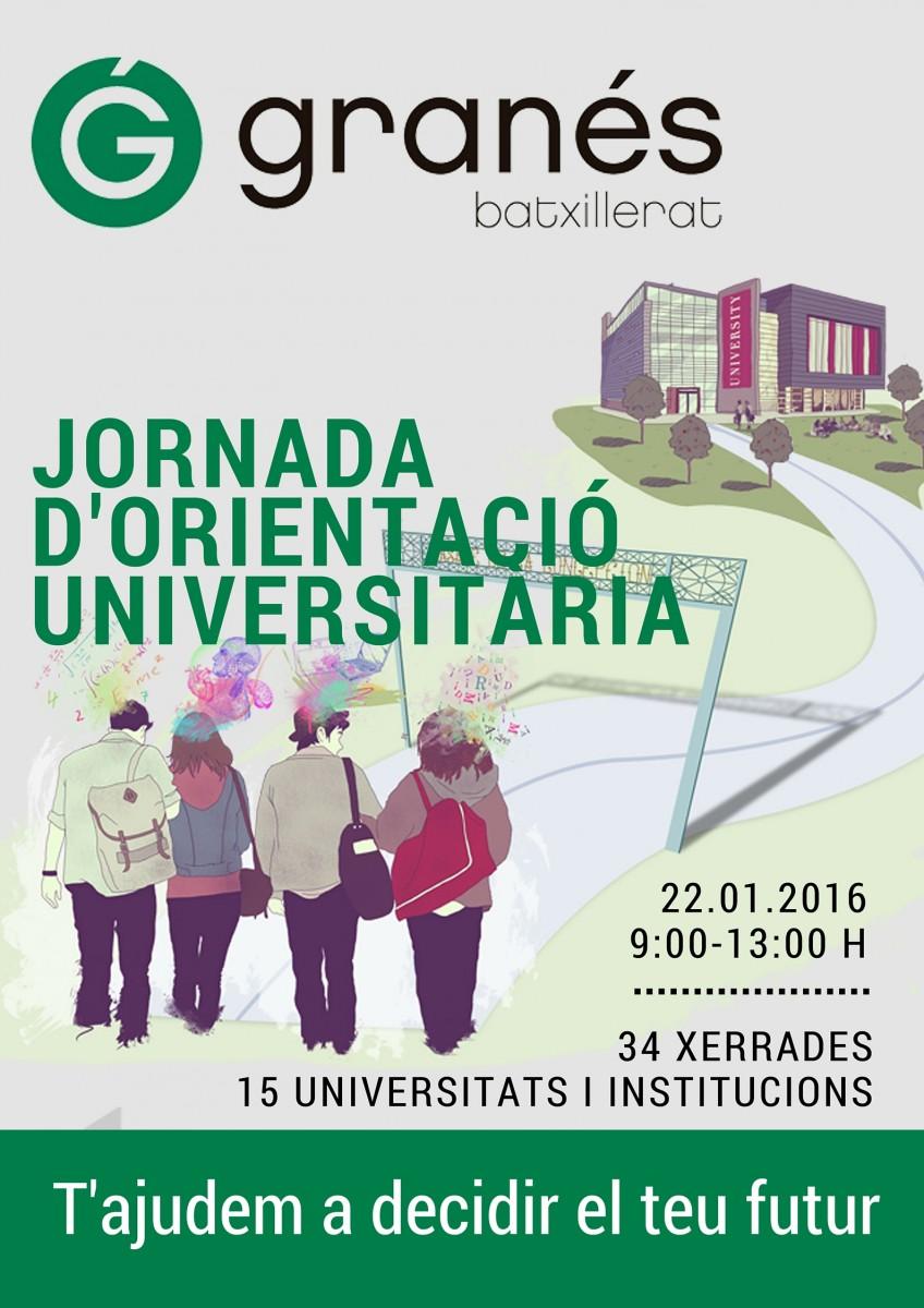Jornada d'Orientació Universitària