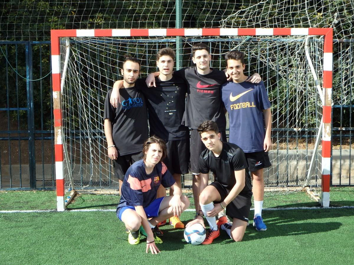 Guanyadors Campionat Futbol Sala