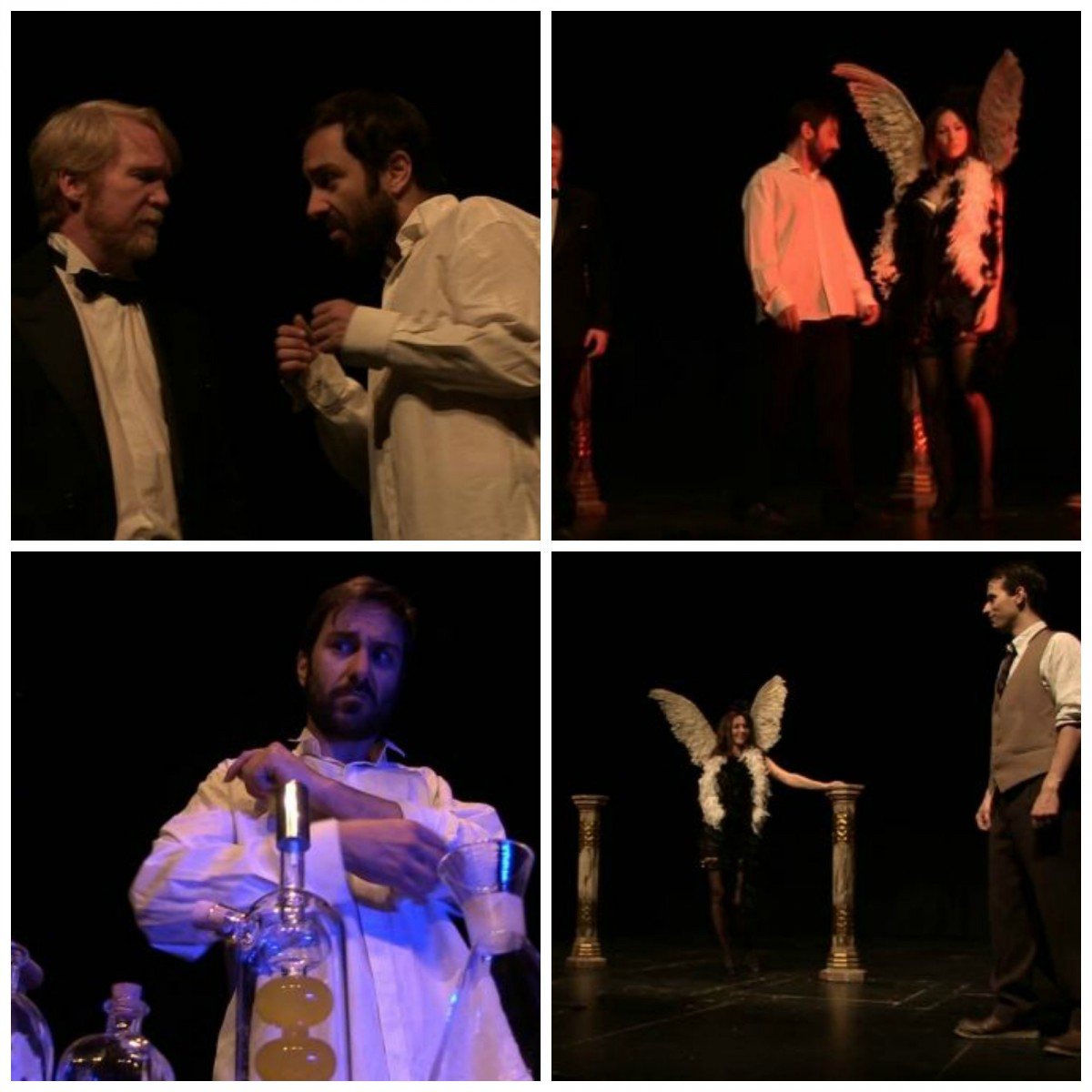 Sortida al teatre: Dr Jekyll & Mr Hide