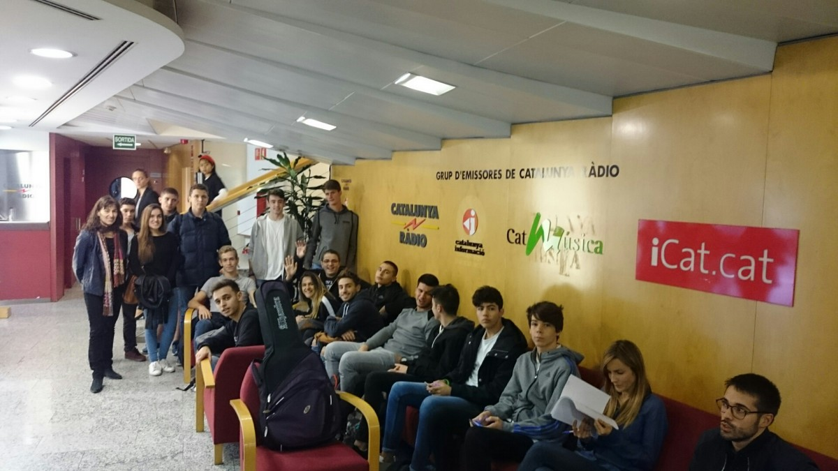 Sortida a TV3 i Catalunya Ràdio