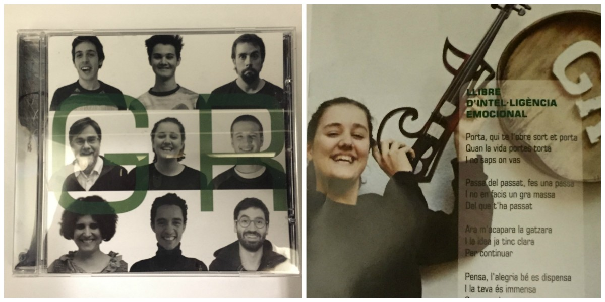 TR Joana Gumí: la construcció d'un violí elèctric