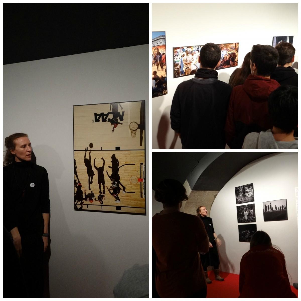 Visita a l'exposició World Press Photo