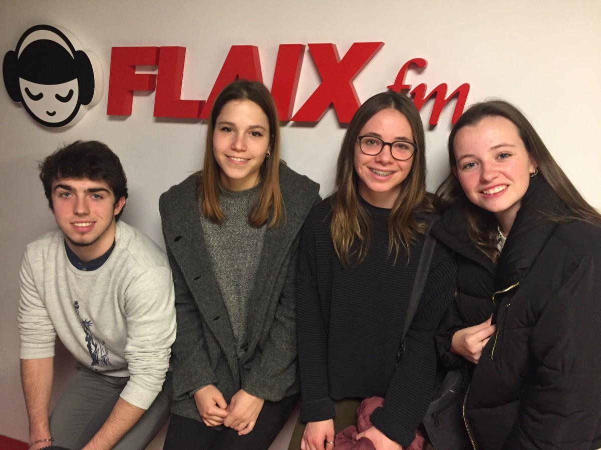Gravació falca Grup Flaix