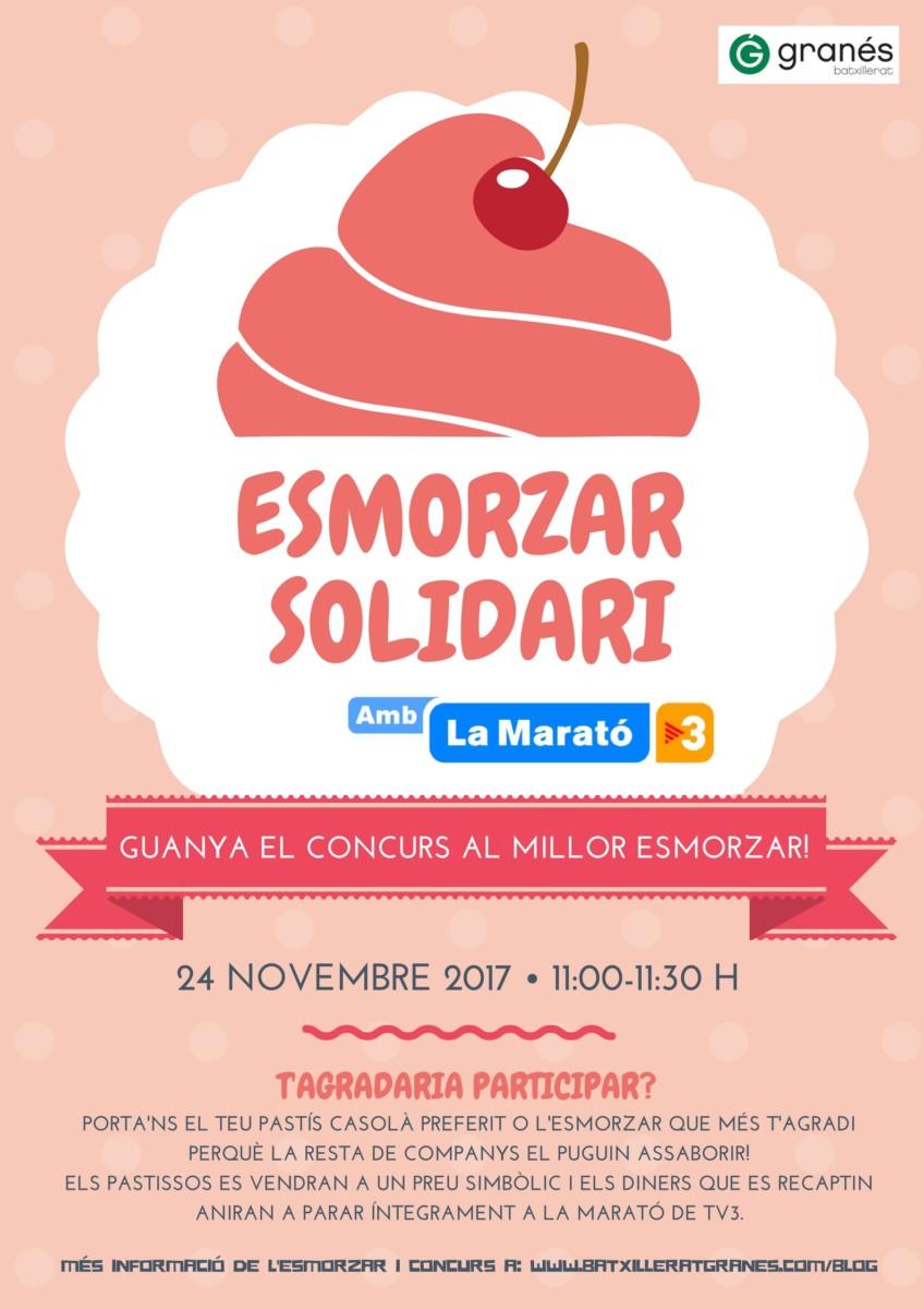 Esmorzar solidari 2017
