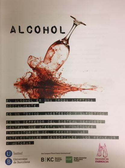 Xerrada sobre l'alcohol