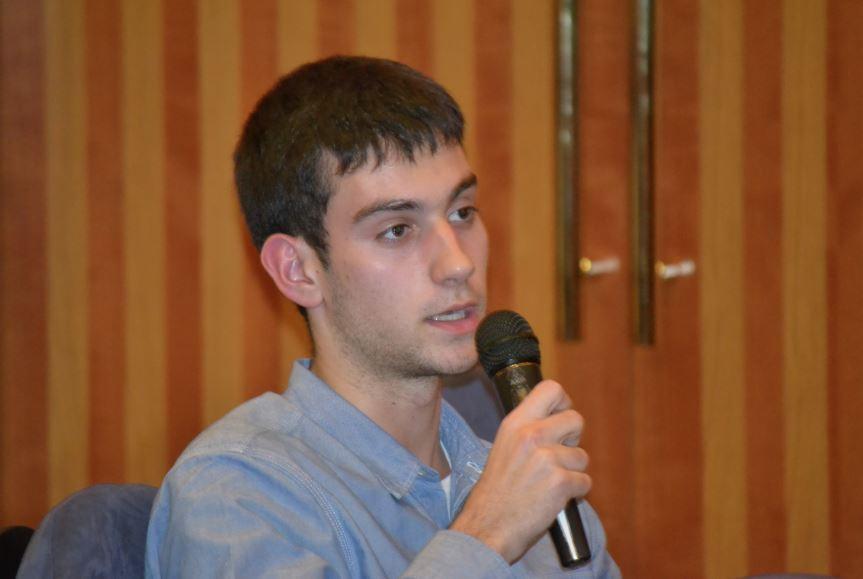 Entrevista Marcel Vidal