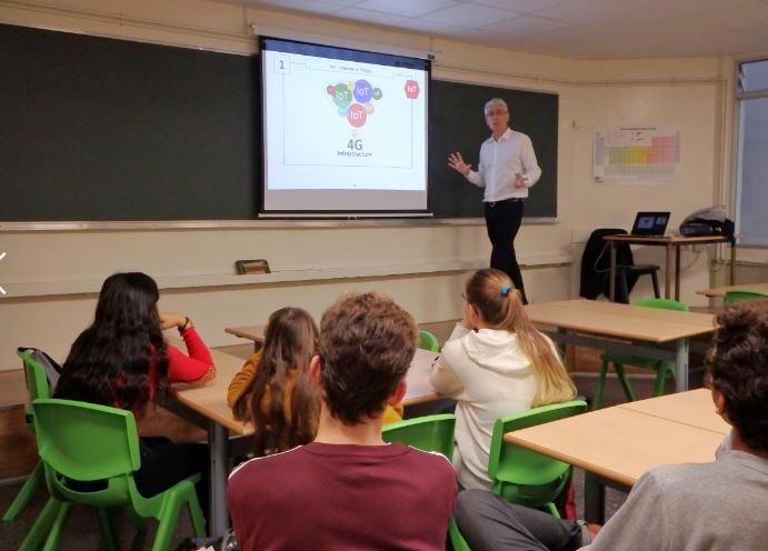 Classe magistral Carles Gómara
