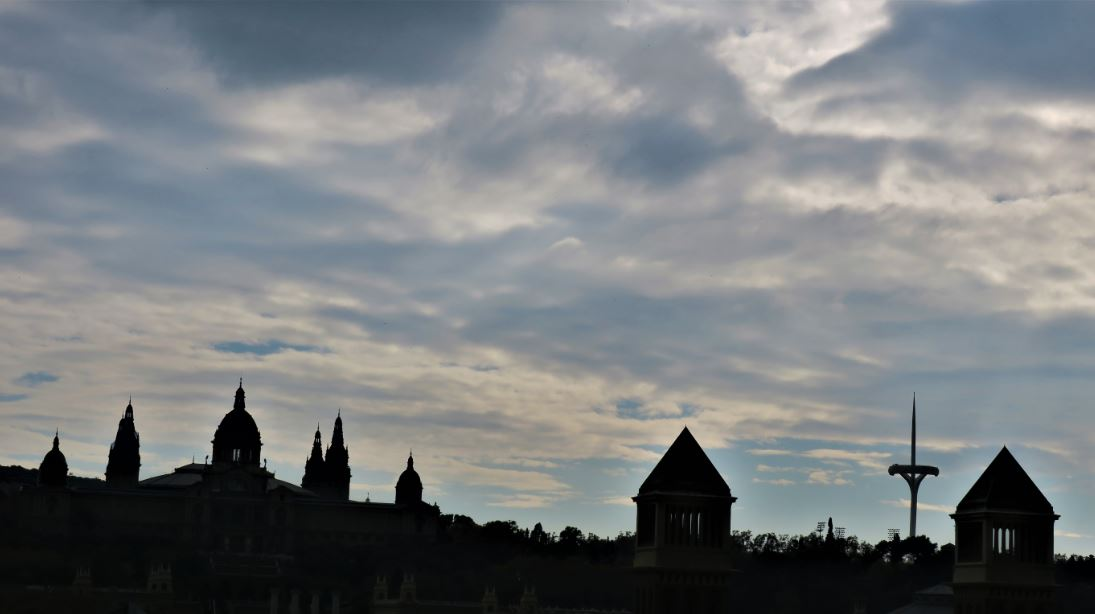 Sortida Mies van der Rohe i Caixaforum