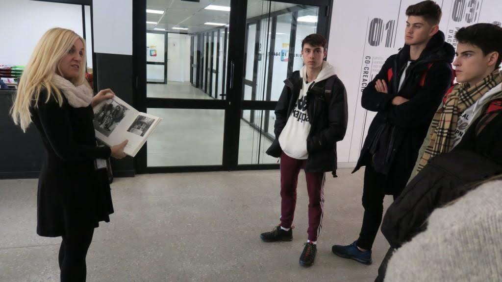Visita al Canòdrom