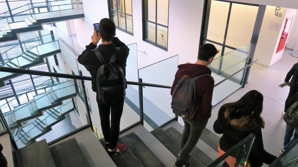 Visita Escola Massana