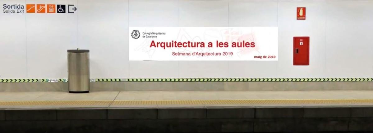 Setmana d'Arquitectura 2019