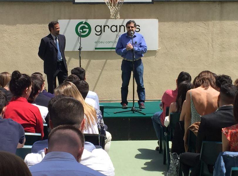Graduació Granés Batxillerat 2019