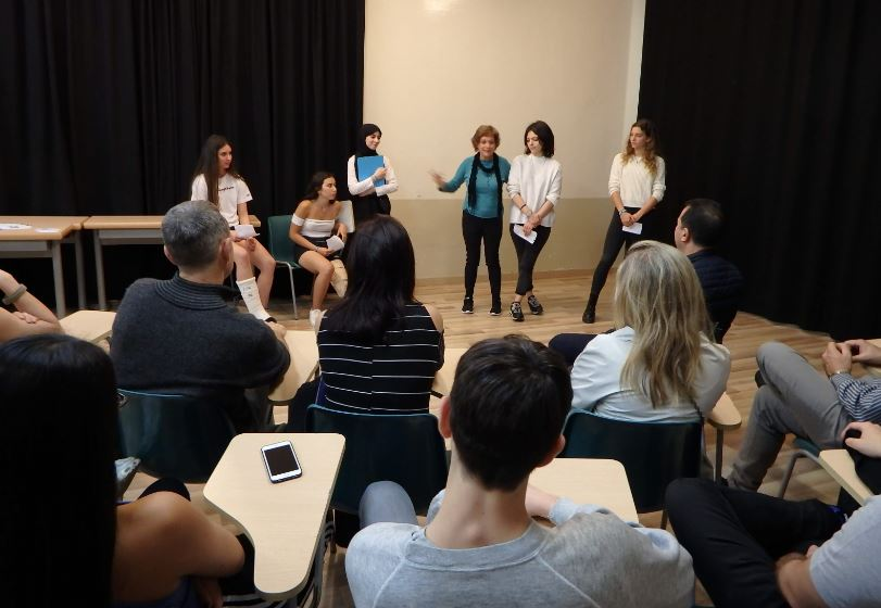 Cloenda presentació projecte Fibrosi Quística
