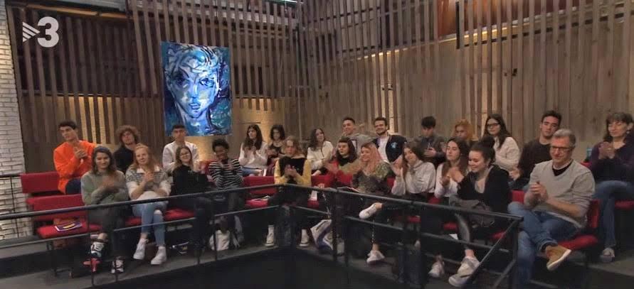 "Assistim al programa ""Planta Baixa"" de TV3"