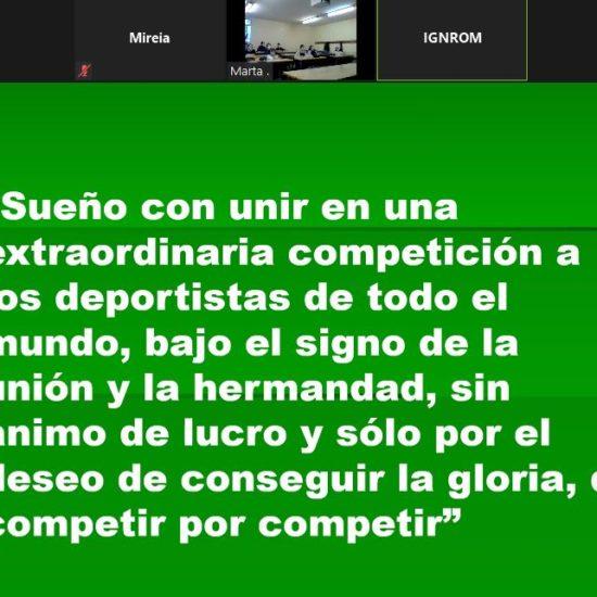 Entrevistem Ignacio Romo